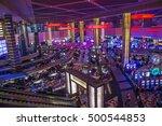 las vegas   oct 05   the...   Shutterstock . vector #500544853