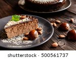 Delicious Chestnut Cake With...