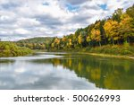 Small photo of Autumn in the Allegheny Mountains.