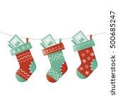 Christmas Socks Stuffed With...