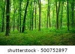 forest green | Shutterstock . vector #500752897