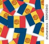 Andorra   Seamless Pattern...