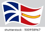 canadian provincial nl... | Shutterstock .eps vector #500958967