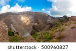 Vesuvius Volcano Crater Next T...