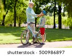 family  generation  safety and... | Shutterstock . vector #500986897