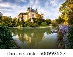 Medieval Castle Bojnice ...