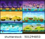game background set..raster...