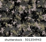 Digital Fashionable Camouflage...
