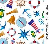 seamless pattern background... | Shutterstock .eps vector #501376867