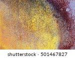 old rusty metallic surface | Shutterstock . vector #501467827