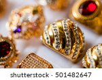 diamond jewelry | Shutterstock . vector #501482647