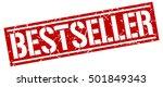 bestseller. grunge vintage... | Shutterstock .eps vector #501849343