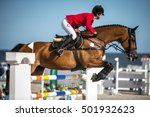 Horse Jumping  Equestrian Events