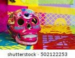 day of the dead celebration | Shutterstock . vector #502122253