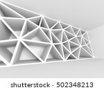white building abstract... | Shutterstock . vector #502348213