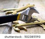 Amazoncom adjustable open end wrench