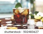 rum   Shutterstock . vector #502483627
