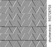 seamless vector abstract... | Shutterstock .eps vector #502728703