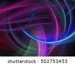 abstract fractal background | Shutterstock . vector #502753453