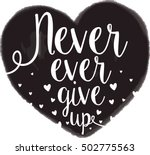 slogan print graphic. for t... | Shutterstock .eps vector #502775563