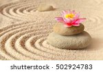 Sand  Flower Lily And Spa...