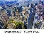 Looking Down On Black Shanghai...