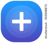 math purple   blue circular ui...