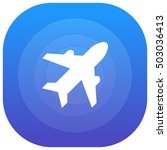 airplane purple   blue circular ...