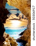 inside of mainsail. nature... | Shutterstock . vector #50306917