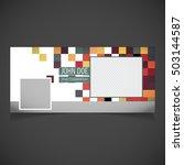 creative photography banner... | Shutterstock .eps vector #503144587