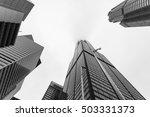 chicago  usa. may 2015. view of ... | Shutterstock . vector #503331373