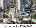 yekaterinburg  russia  ... | Shutterstock . vector #503467483