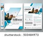 brochure design template vector.... | Shutterstock .eps vector #503484973