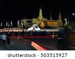 bangkok  thailand  oct 20  2016 ...   Shutterstock . vector #503515927