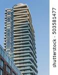 toronto  canada   july 22  2014 ... | Shutterstock . vector #503581477
