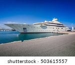 gigantic big and large luxury... | Shutterstock . vector #503615557