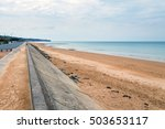 Small photo of Omaha beach is one of the five landing beaches in the Normandy landings on 6 June 1944, during World War II. Omaha is located on the coast of Normandy, France