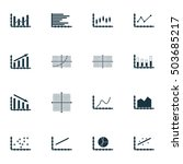 set of graphs  diagrams and...