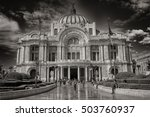 Palacio De Bellas Artes En...