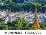 Sandamuni Paya Pagoda Large...