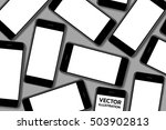 high detailed  realistic smart... | Shutterstock .eps vector #503902813