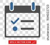 vector todo list calendar day...