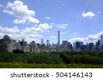 the met rooftop | Shutterstock . vector #504146143
