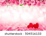 abstract background of... | Shutterstock . vector #504516133