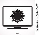 display screen sun