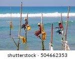 Weligama  Sri Lanka   March 18...