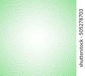 halftone background. vector... | Shutterstock .eps vector #505278703