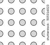 tiled seamless geometric... | Shutterstock .eps vector #505316023