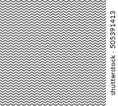 zigzag seamless pattern... | Shutterstock .eps vector #505391413