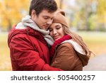 love  relationships  season and ... | Shutterstock . vector #505400257